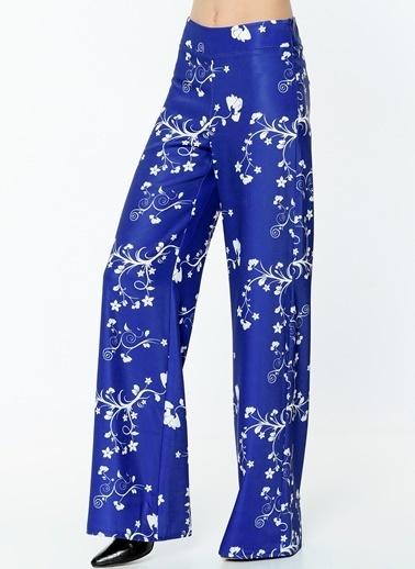 Soie Design Pantolon Mor